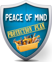 Gray Electric Peace of Mind Protection Plan out Tomah, WI and Mauston, WI